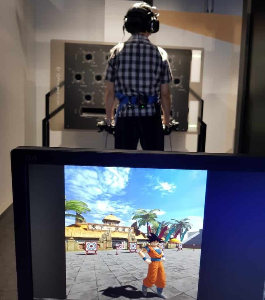 Dragon Ball VR-Master of Kamehameha