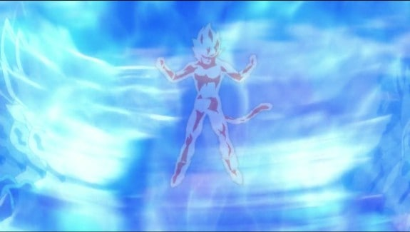 Yamoshi, appears in Battle of Gods