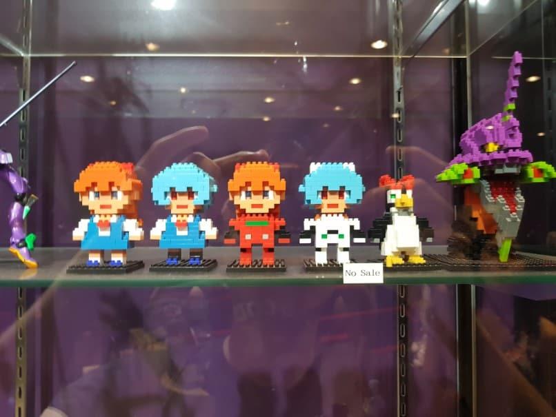 Evangelion toys