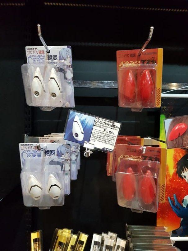 Asuna & Rei's hair clip