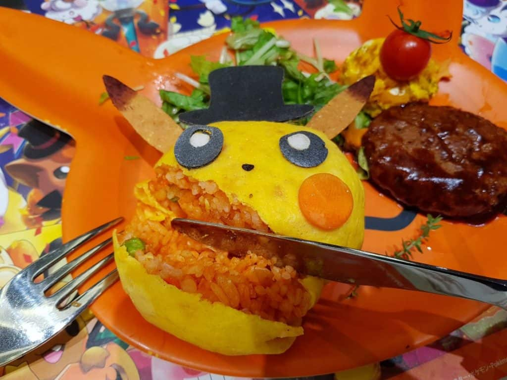 Pokémon Cafe in Tokyo: Reservation, Review & More
