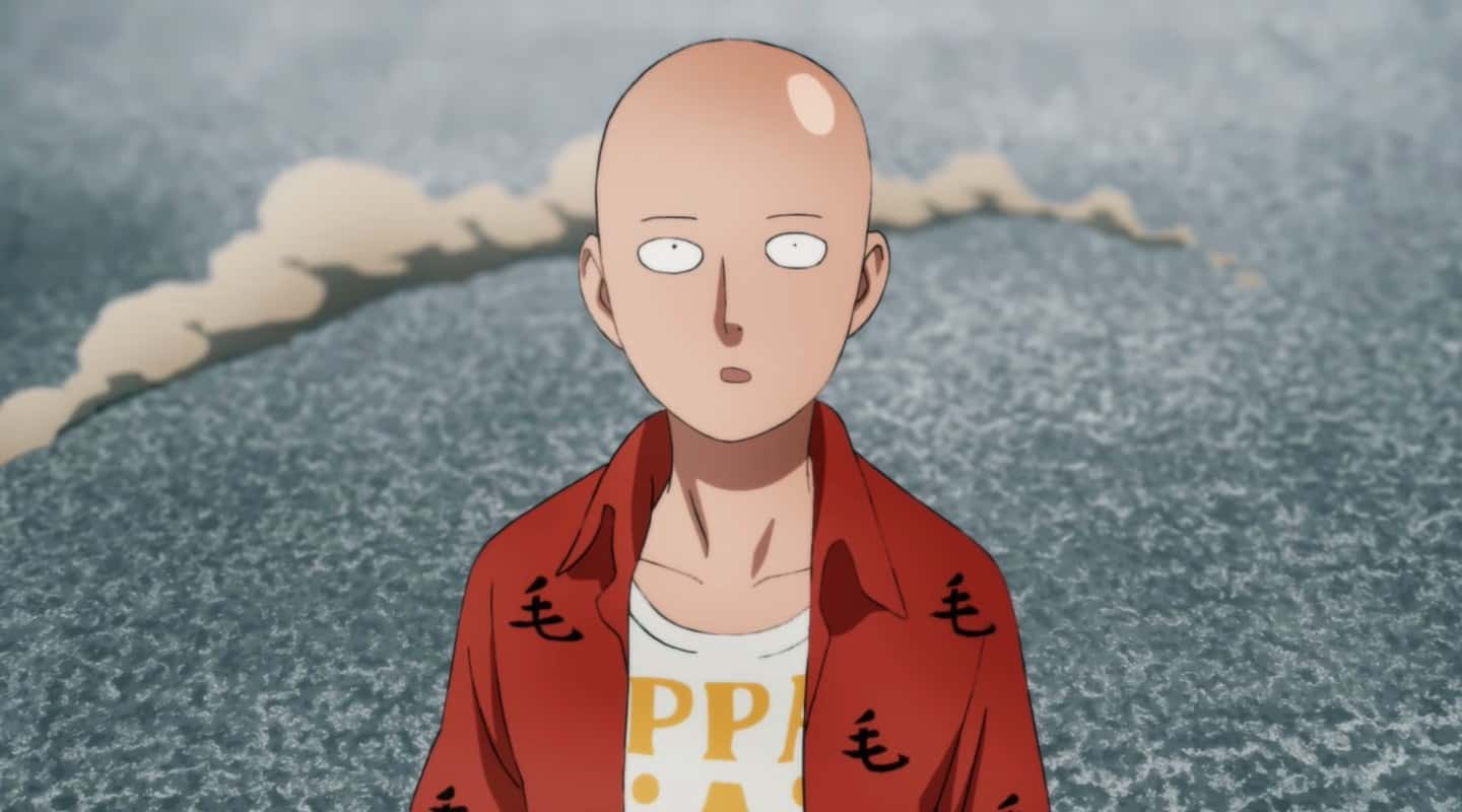 Visit the Building Where Saitama from One Punch Man Lives