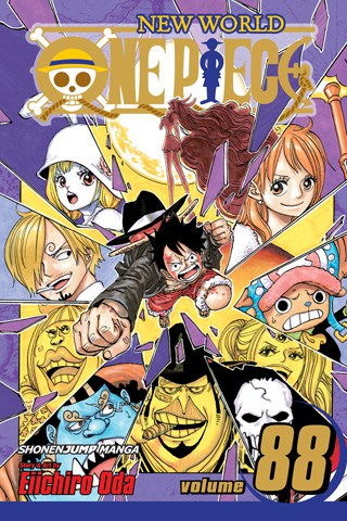 One Piece (Vol. 88)