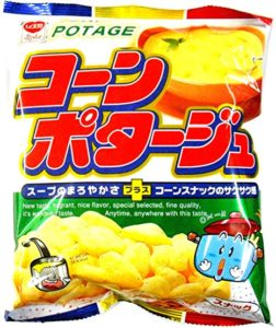 Corn Potage snack
