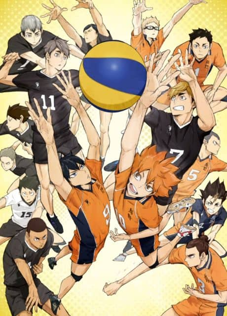 HAIKYU‼ TO THE TOP 2