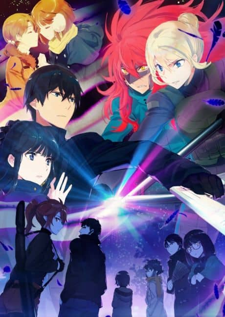 Mahouka Koukou no Rettousei: Raihousha-hen (The Irregular at Magic High School: Visitor Arc)
