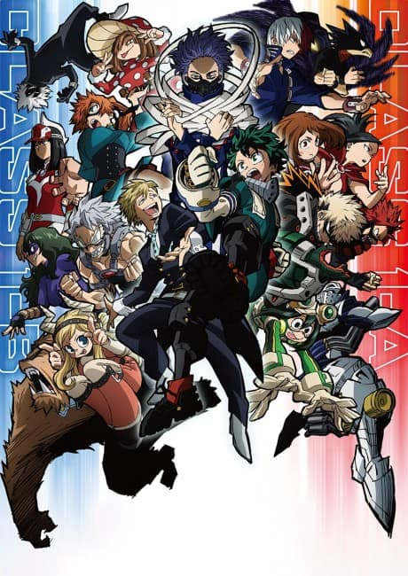 Boku no Hero Academia (Season 5)